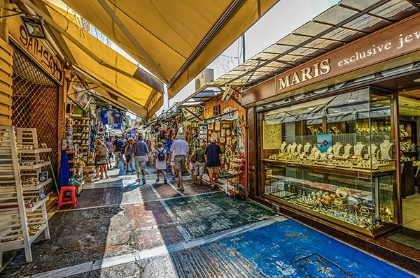 Shopping in Athens and Looking for the best Greek Souvenirs