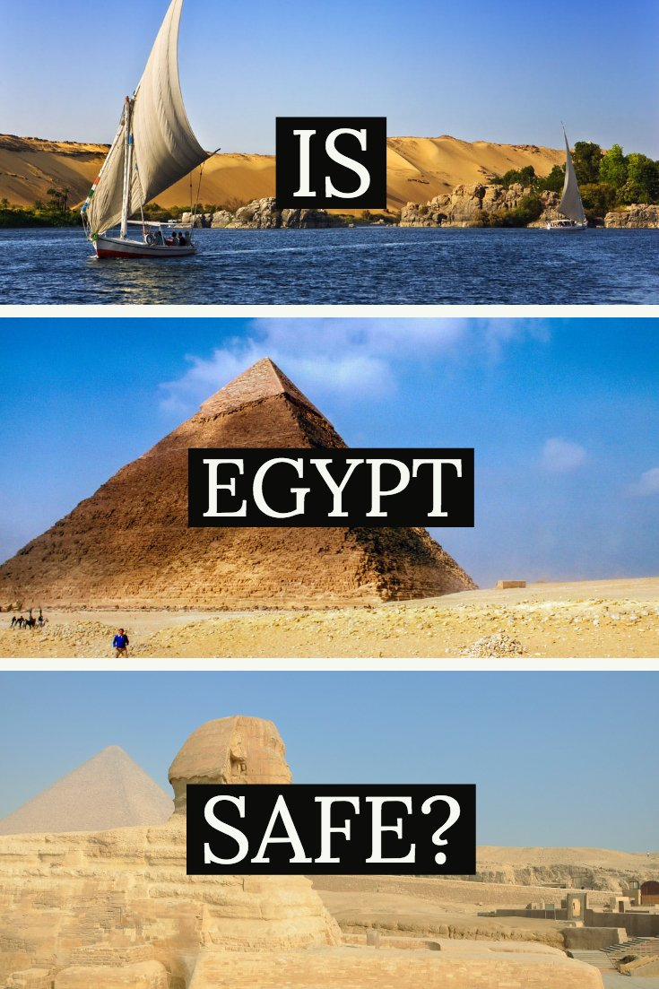 Egypt safety | Is Egypt Safe to visit? #egypt #giza #cairo #bucketlist #travel