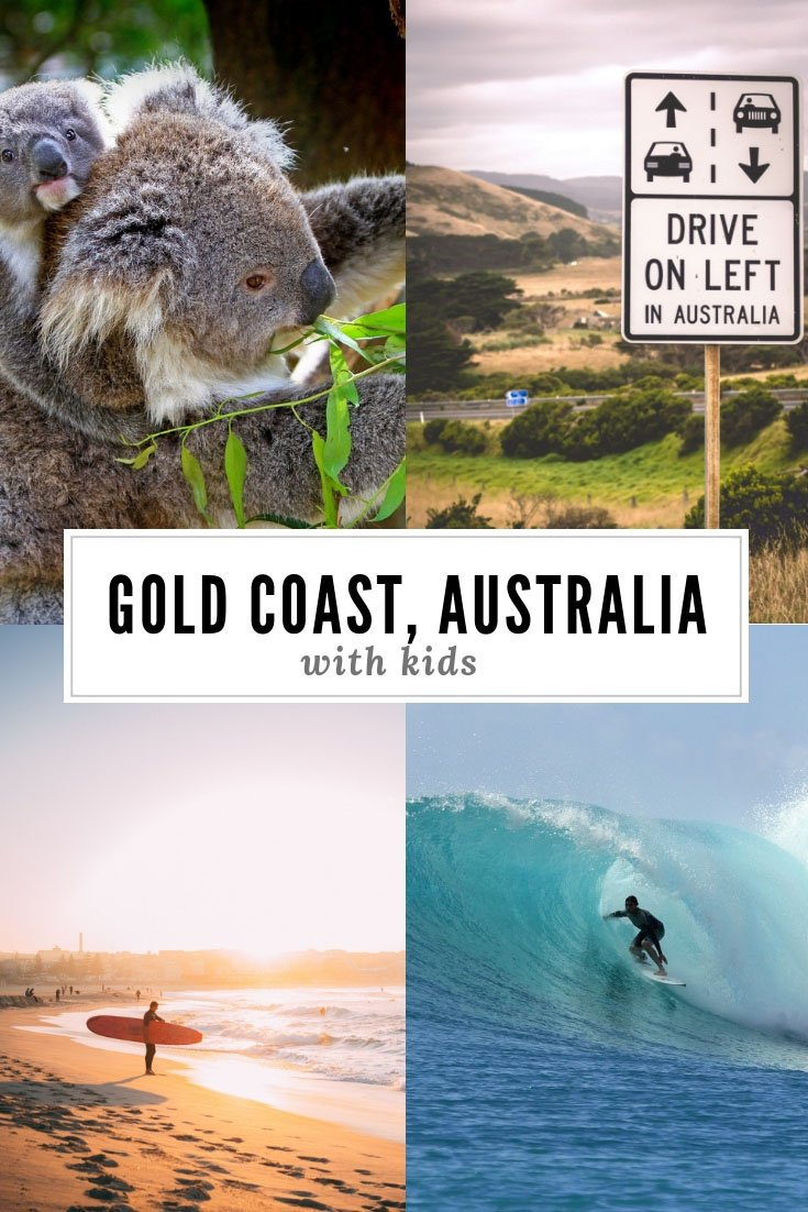 Things to do with Kids: Gold Coast Australia | Gold Coast Activities | What to do in the Gold Coast