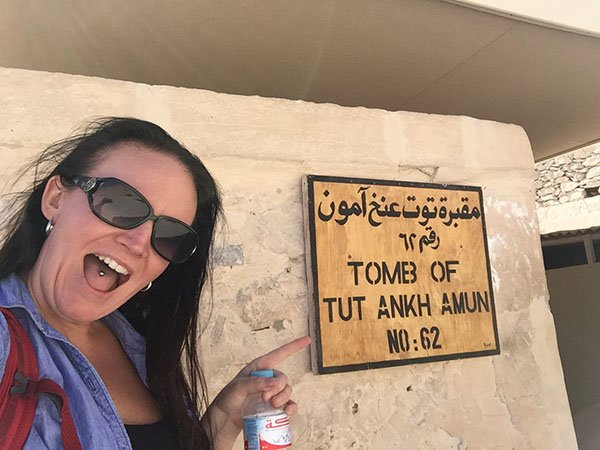 Travel in Egypt Safe: Visiting Valley of the Kings