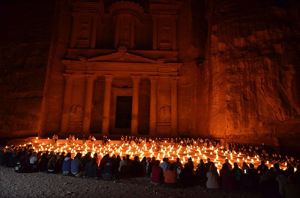 Petra By Night Should You GO