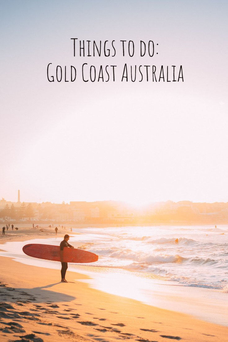 Things to do with kids on the Gold Coast Australia