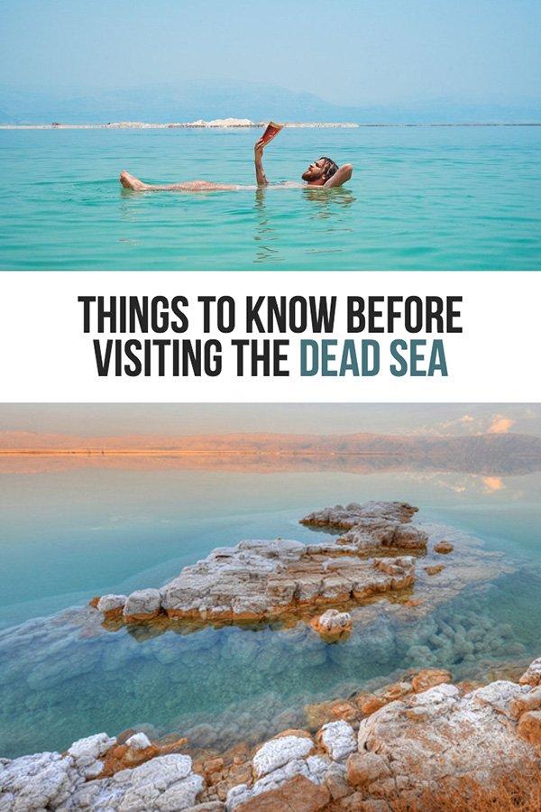 Dead Sea Tips