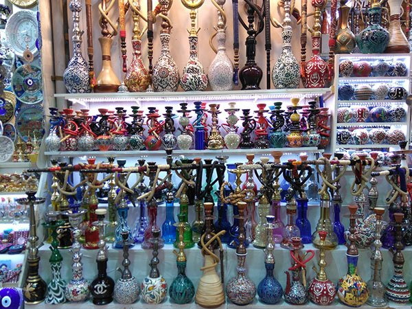 Nargile Pipes | What to buy in Istanbul Grand Bazaar