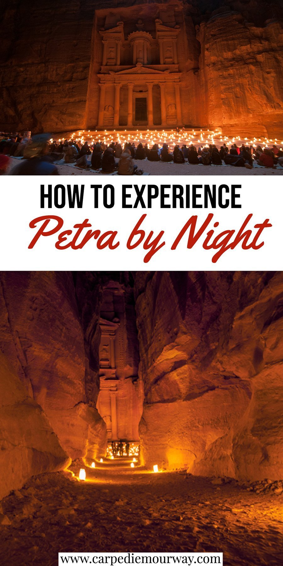 Petra By Night Worth It | Petra at Night Experience