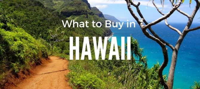 What to Buy in Hawaii: Your Guide to the Best Hawaiian Souvenirs