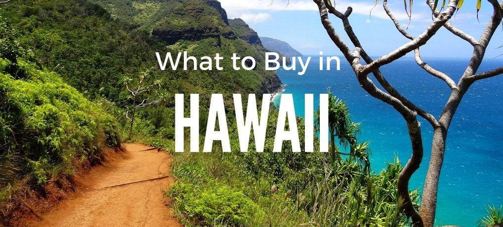 Best Hawaiian Souvenirs - What to buy in Hawaii