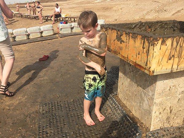 Dead Sea Mud: Jordan Souvenirs