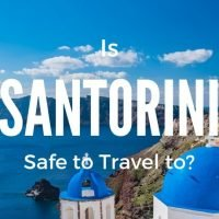 Is Santorini Safe | Santorini Safety