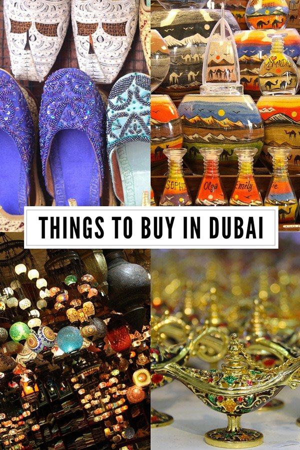 Best Things to buy in Dubai | Souvenirs from the United Arab Emirates