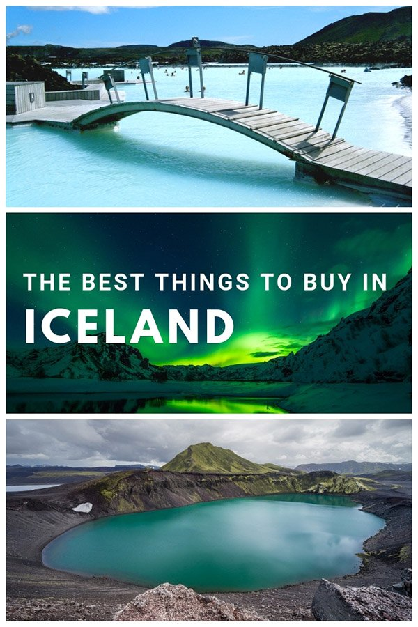 The best things to buy in Iceland | Iceland Souvenirs | #iceland #travel #bucketlist | Iceland Souvenir Shop