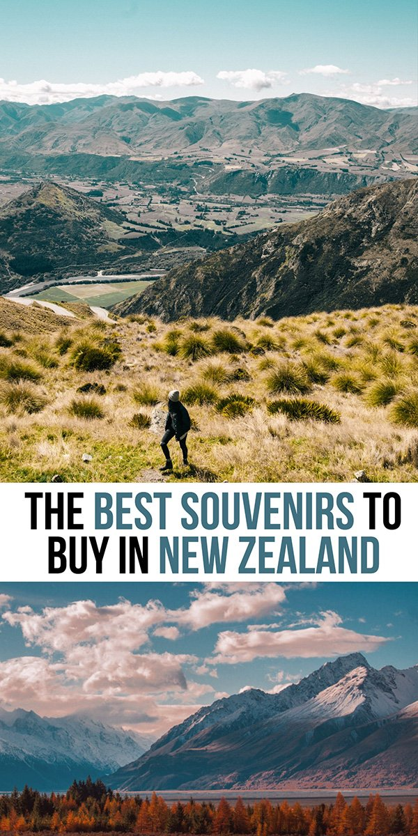 The best souvenirs to buy in New Zealand | Things to buy in New Zealand | #newzealand