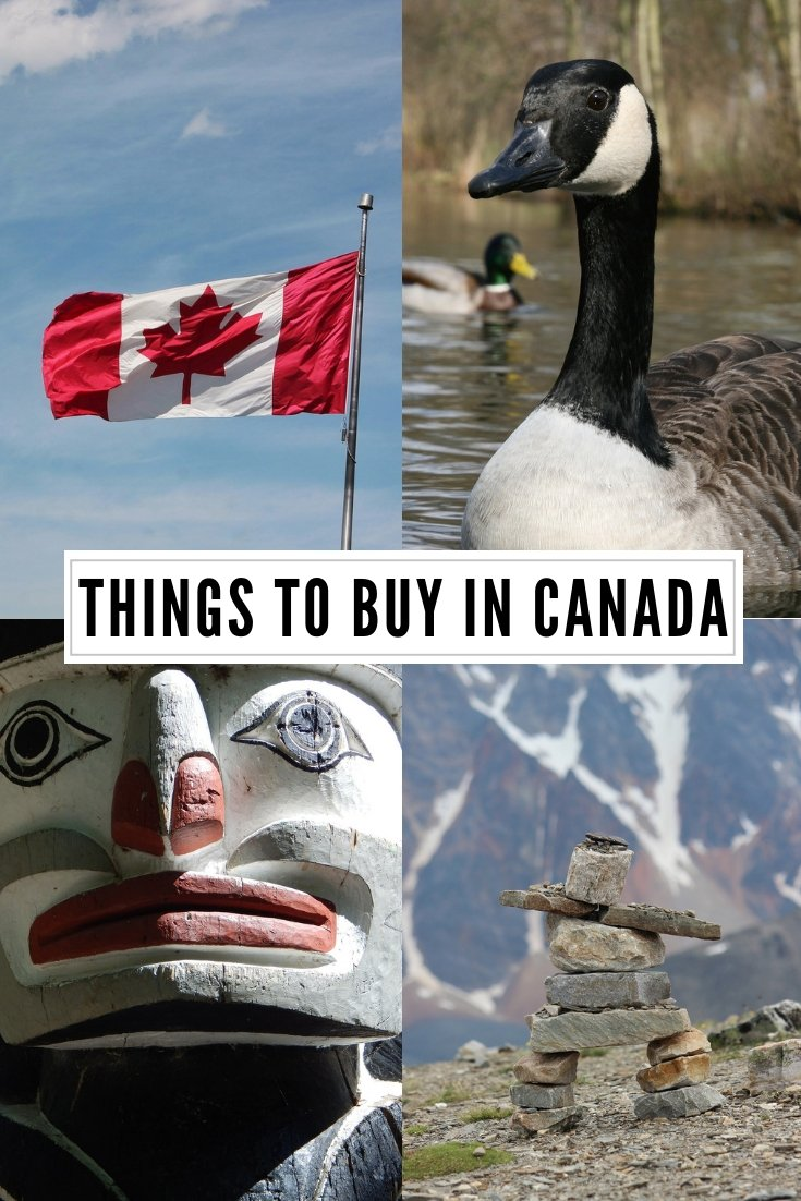 Things to buy in Canada | What to buy in Canada | The Best Canadian Souvenirs | #canada #mapleleaf