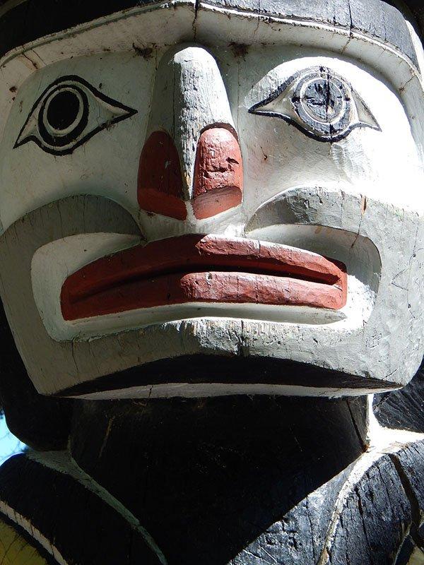 Things to buy in Canada include unique Aboriginal Art