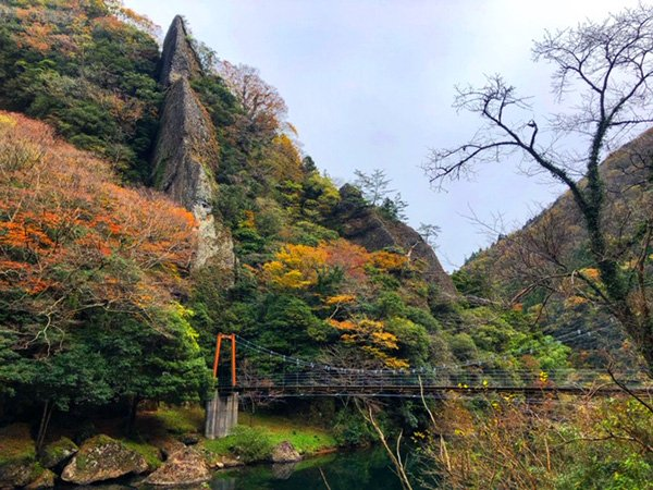 Tachikuekyo Gorge | Shimane Japane | Japan Travel Tips