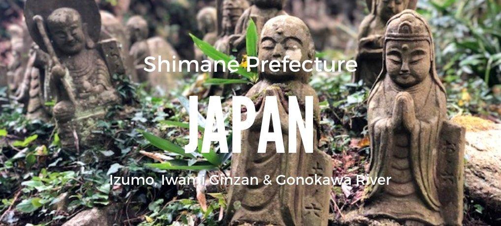 Rural Japan: Izumo Iwami Ginzan and Gonokawa River Trail
