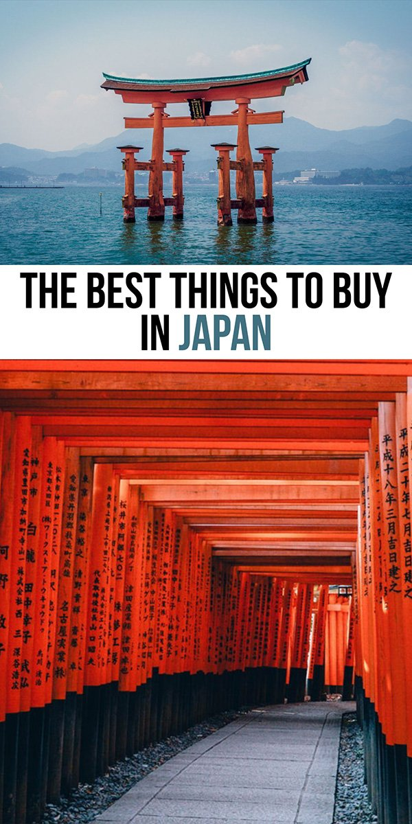 The Best Things to buy in Japan | Japanese Souvenirs | Japan Travel Tips #japan #japanese #tokyo