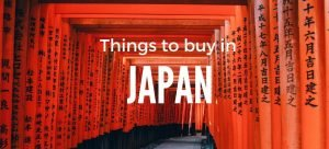 Things to buy in Japan   Best Japanese Souvenirs