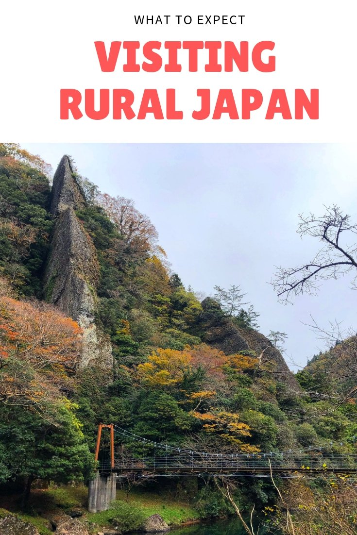 What to Expect in Rural Japan | Japan Travel Tips | Japan Travel Guide | Shimane Prefecture | Japan Travel Nature | Sustainable Travel Japan | Izumo Iwami Ginzan Gonokawa River Trail