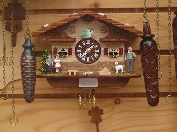 What to buy in Switzerland | Cuckoo Clock Swiss Souvenir