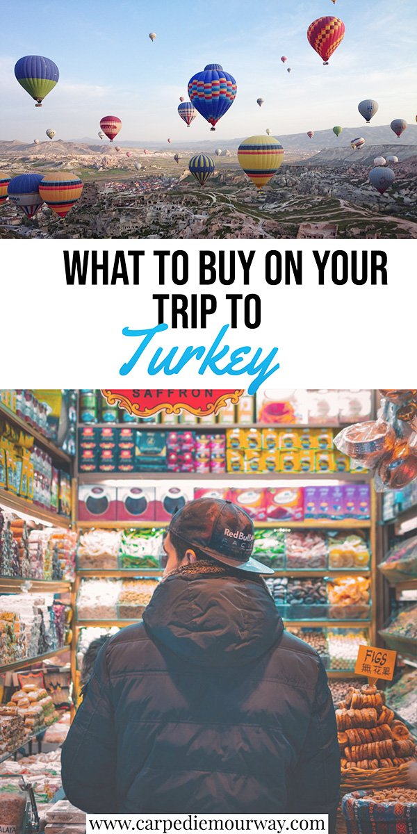 What to buy in Turkey