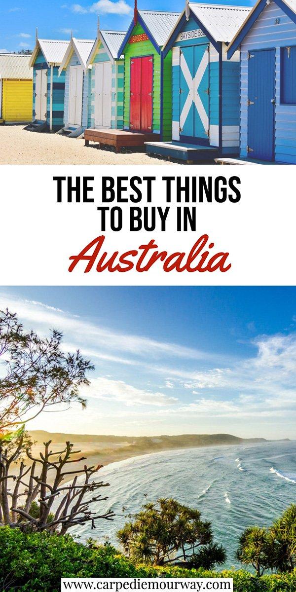 australia things to buy