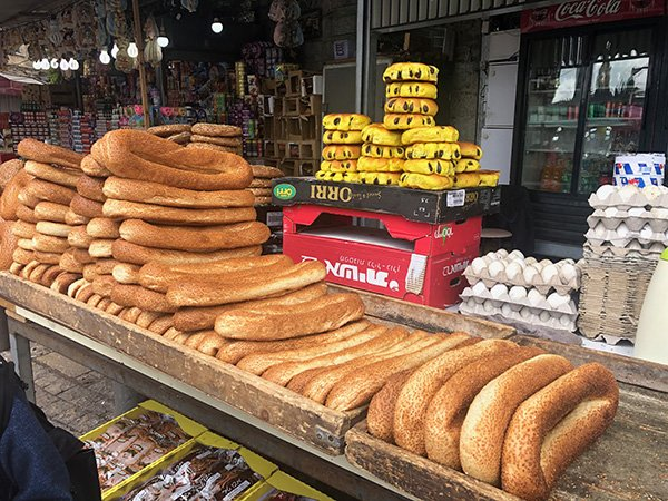 Jerusalem bread