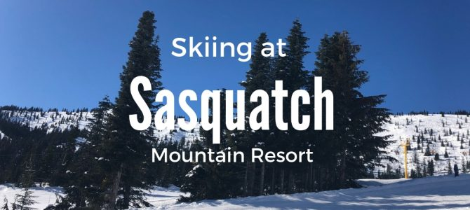 Family Fun at Sasquatch Mountain Resort