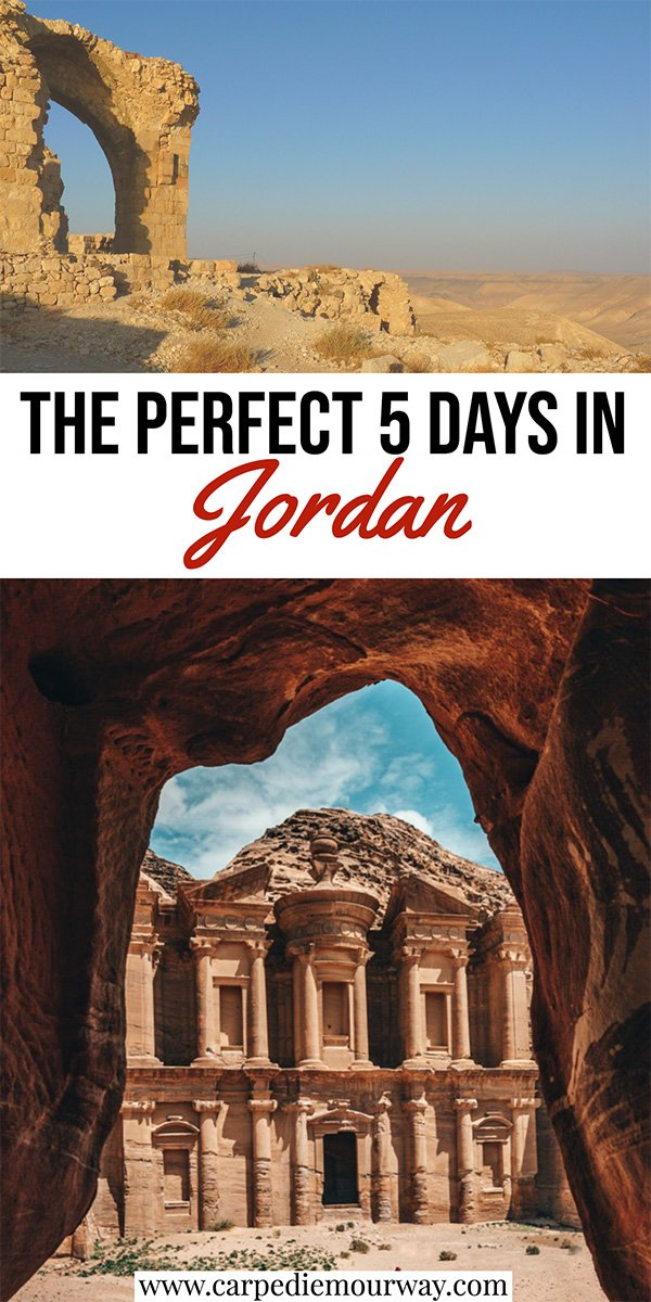Get the most out of your trip with this 5 days in Jordan Itinerary
