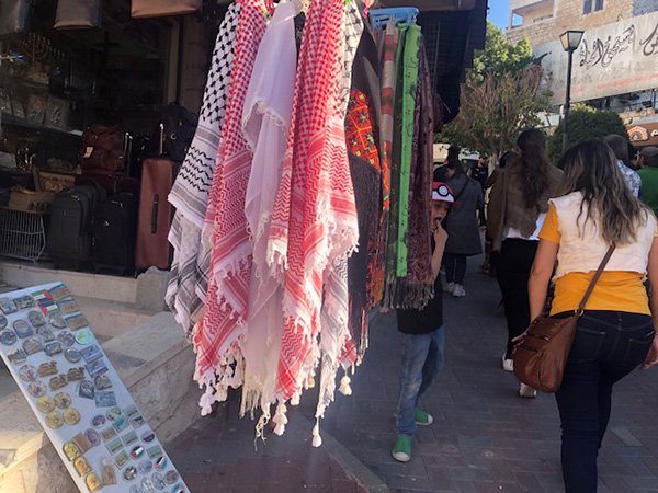 things to buy in bethlehem palestine west bank