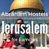 Abraham Hostels Jerusalem Review for Families