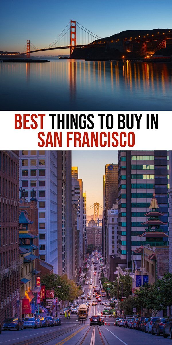 Best San Francisco Souvenirs and Gifts