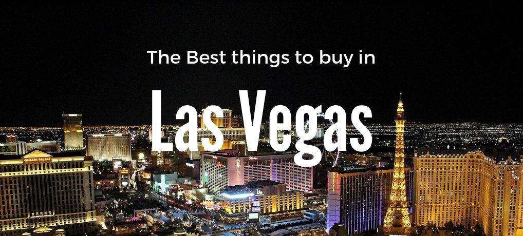 Las Vegas Souvenirs | Things to buy in Las Vegas Nevada