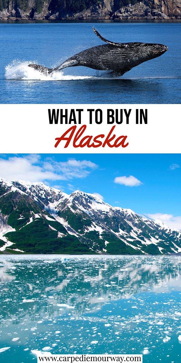 Best Alaska Souvenirs