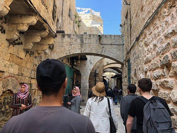 Old City Jerusalem Trip