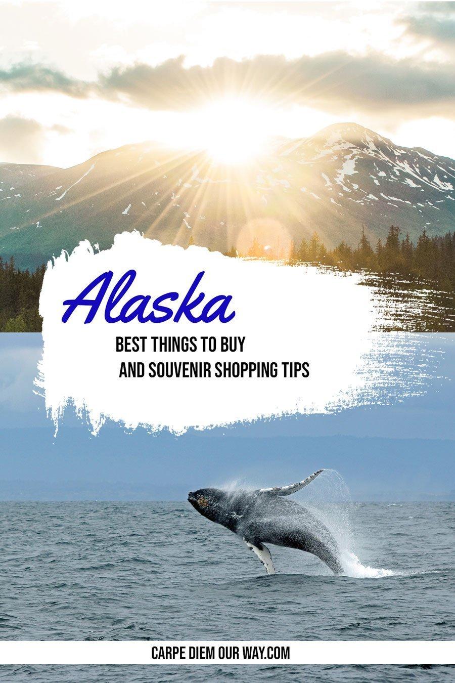 Best Souvenirs from Alaska