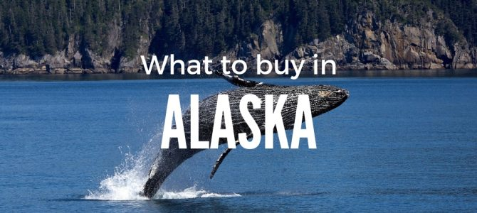 8 of the Best Souvenirs from Alaska