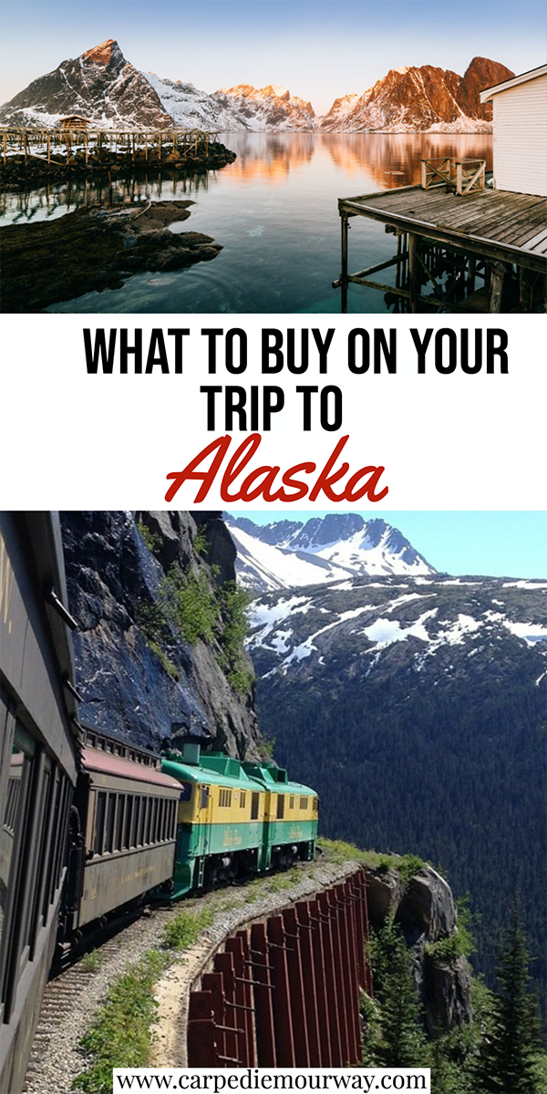 What to buy in Alaska Travel Tips