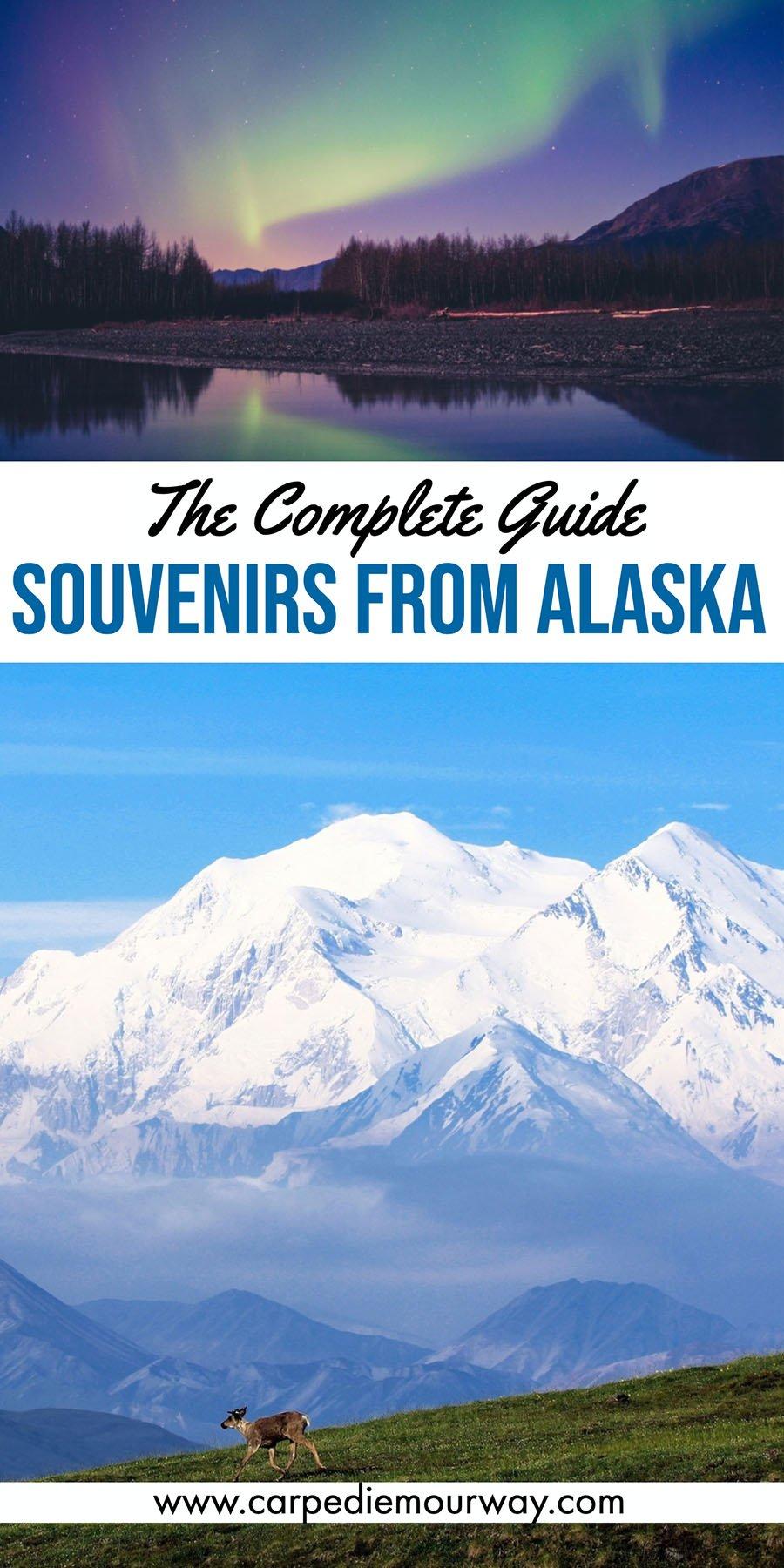 Alaska Souvenirs