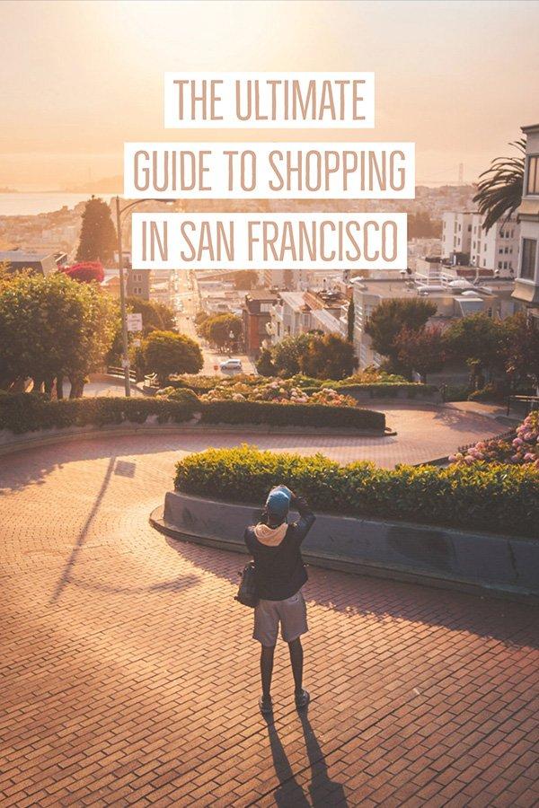 San Francisco Gifts and Shopping TIps