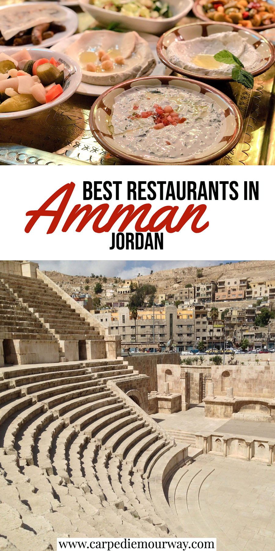 Best restaurants in Amman Jordan