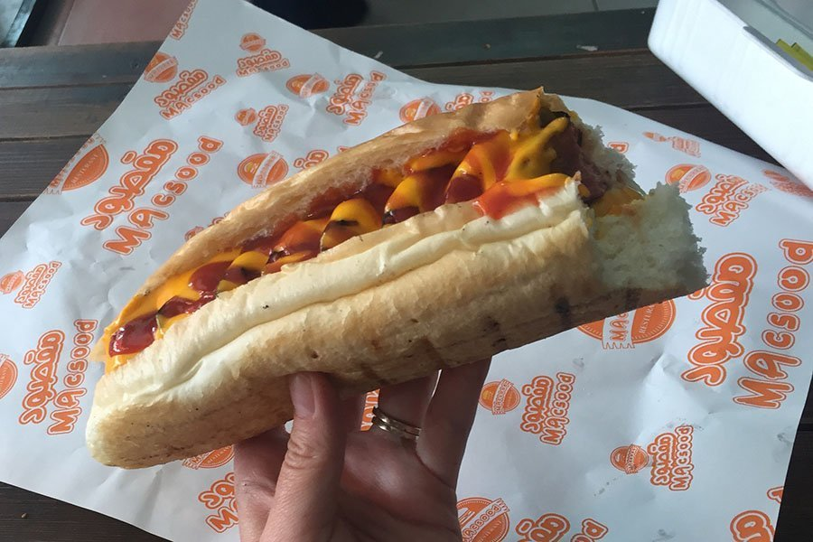 Macsood Hot Dogs Restaurants Amman Jordan