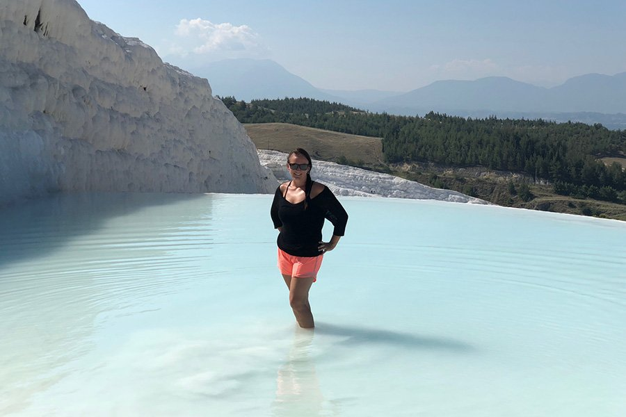 Turkey Summer Packing List - Beaches and Pamukkale