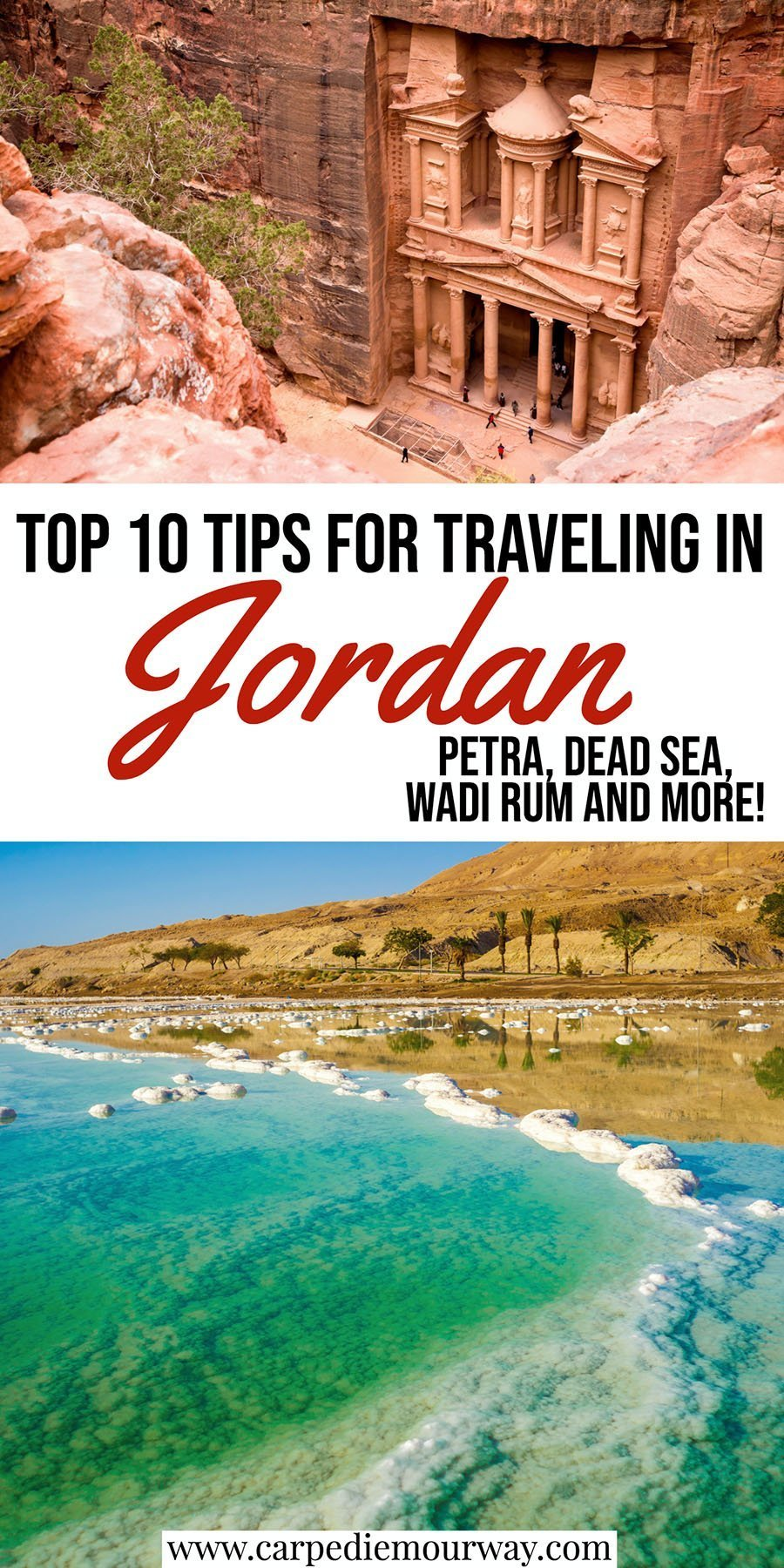 Jordan Travel Tips and Jordan Travel Advice