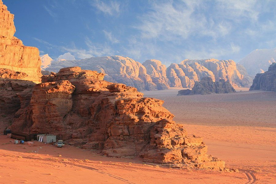 Jordan Travel Blog featuring Wadi Rum Adventures