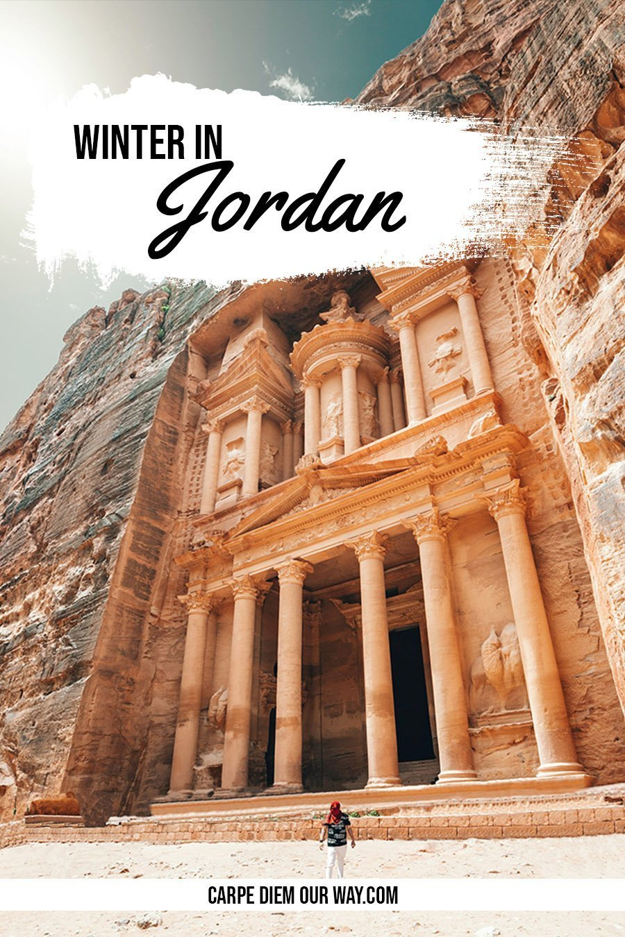 Jordan in Winter