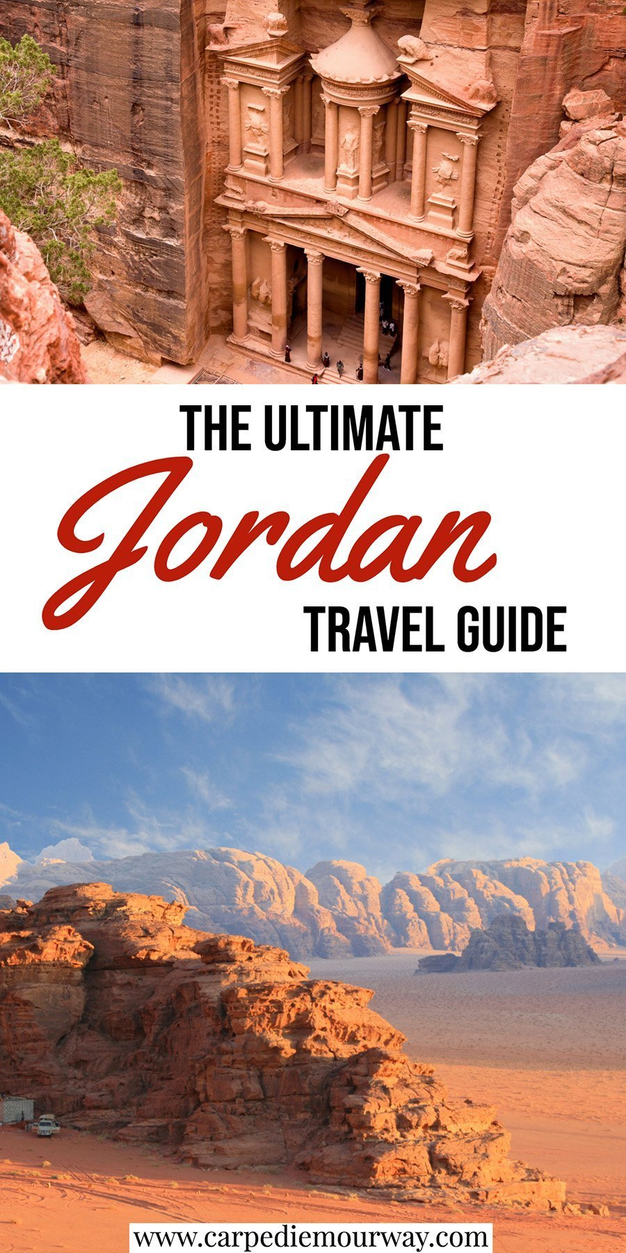Jordan Travel Guide and Travel Blog