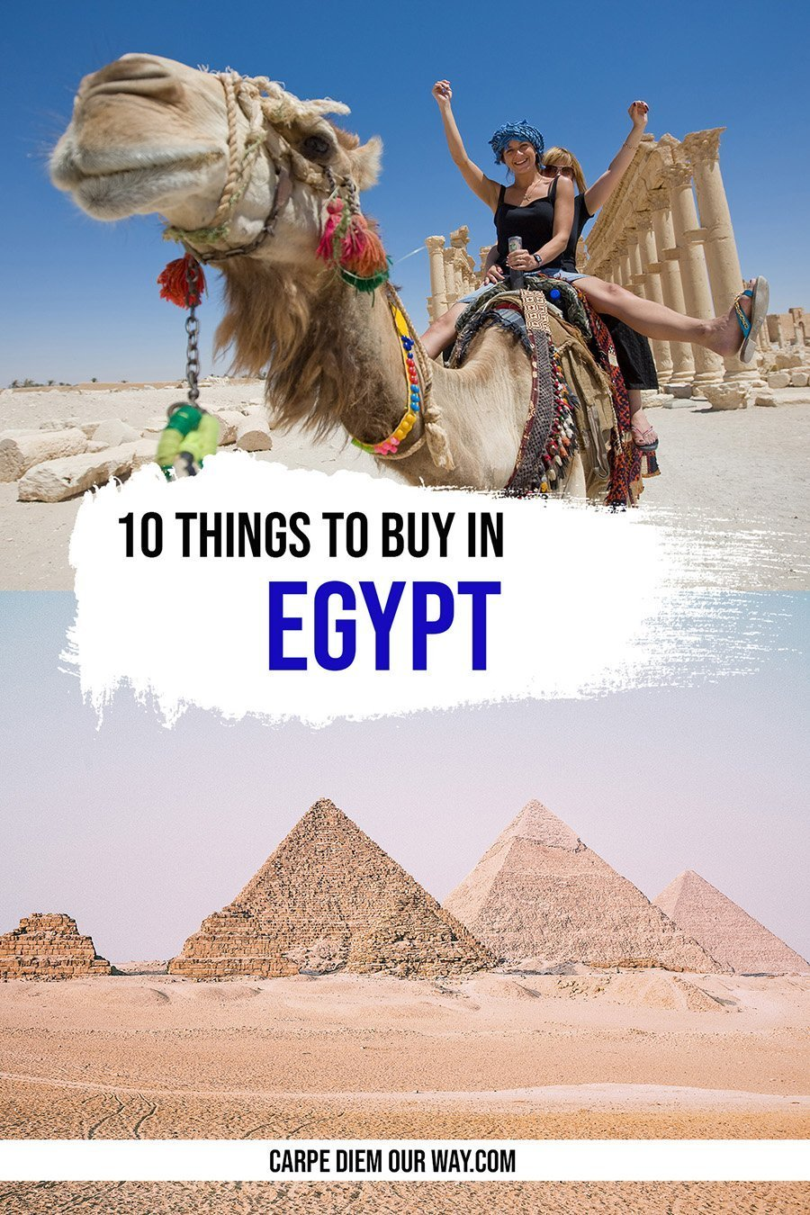 What to buy in Egypt Souvenirs