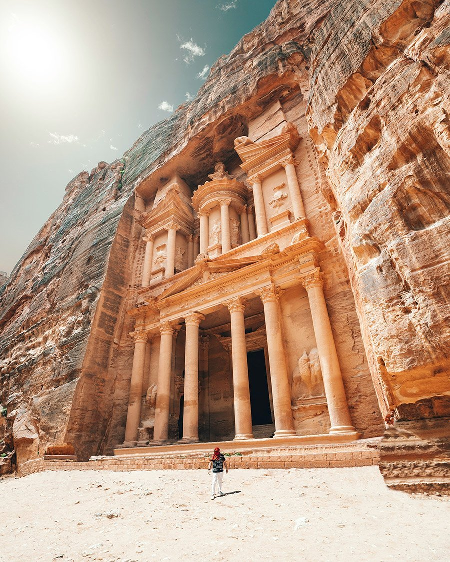 5 things to know about Winter in Jordan including Petra