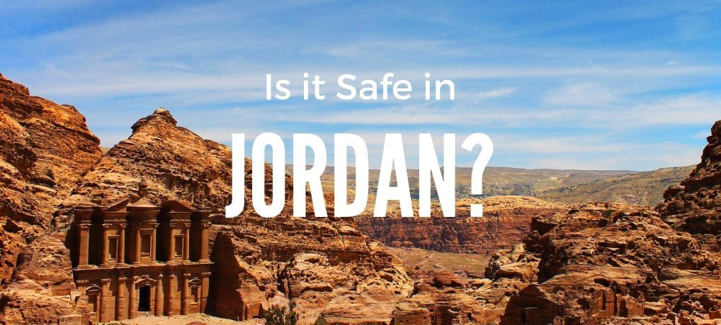 Is Jordan safe in 2019